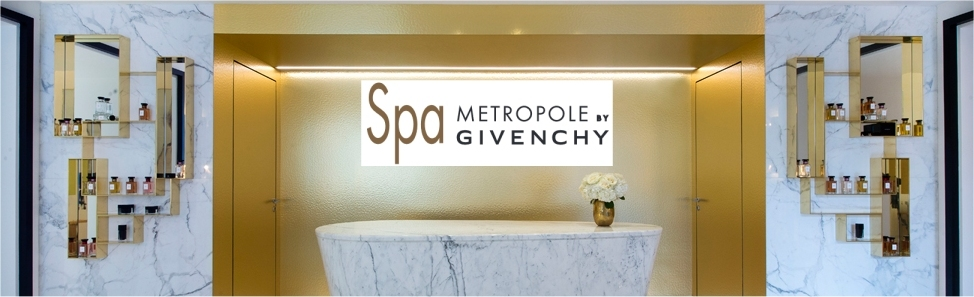 Luxury, Opulence, Sophistication And Exclusive Are The Words That Best  Describe The Recently Opened Spa Metropole By Givenchy. There Is No Doubt  That Anyone ...
